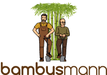 Bambus kaufen Logo