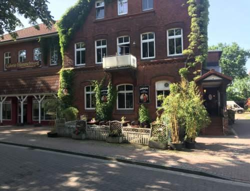 Der Dieckhof in Tostedt erhält Bambus vom Bambusmann